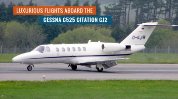 Private Cessna C525 Citation CJ2