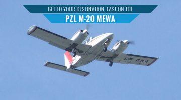 Private PZL M-20 Mewa