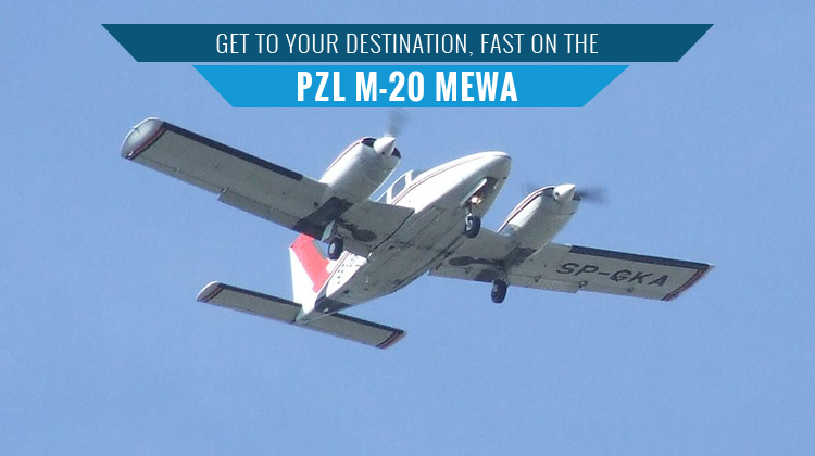 Private PZL M-20 Mewa