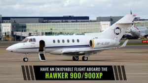 Private Hawker 900/900XP