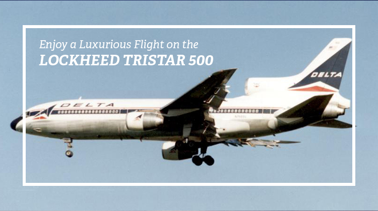 Private Lockheed Tristar 500