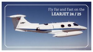 Private Learjet 24 / 25