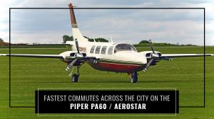 Private Piper PA60 / Aerostar