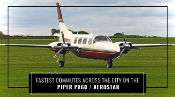 Private Piper PA60 / Aerostar