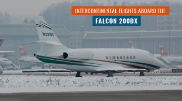 Private Falcon 2000DX