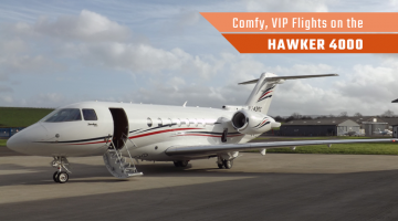 Private Hawker 4000