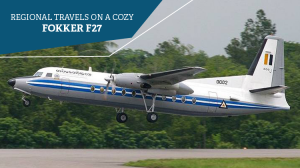 Private Fokker F27