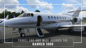 Private Hawker 1000
