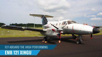 Private EMB 121 Xingu
