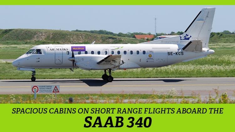 Private Saab 340