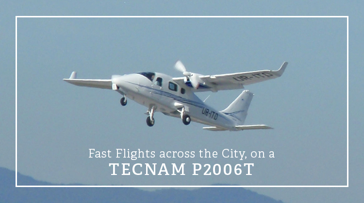 Private Tecnam P2006T