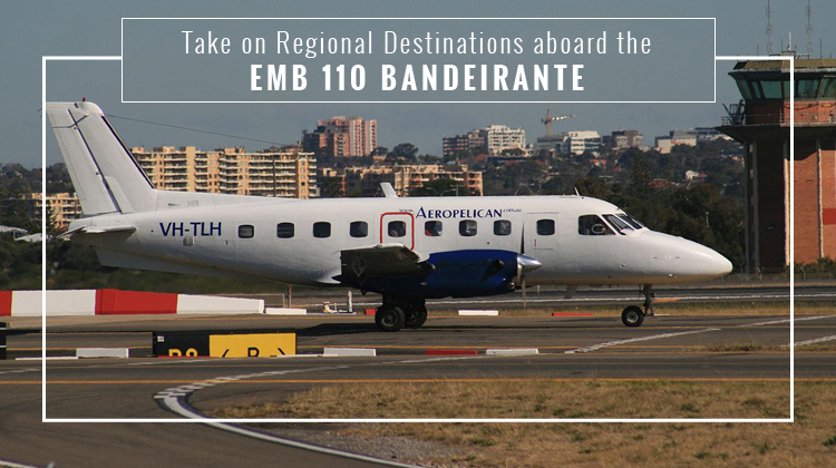 Private EMB 110 Bandeirante