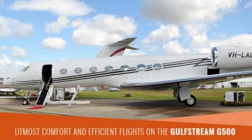 Private Gulfstream G500