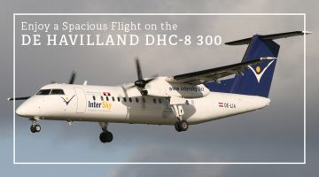 Private De Havilland DHC-8 300