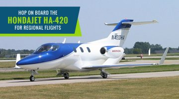 Private HondaJet HA-420