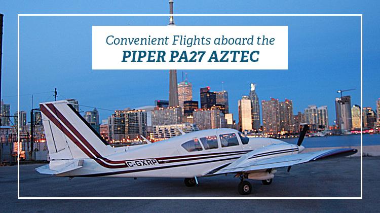 Private Piper PA27 Aztec
