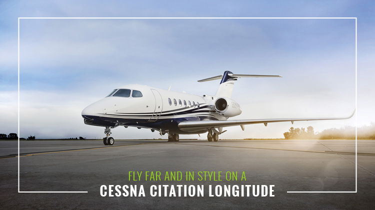 Private Cessna Citation Longitude