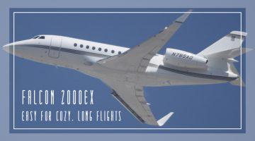 Private Falcon 2000EX EASy