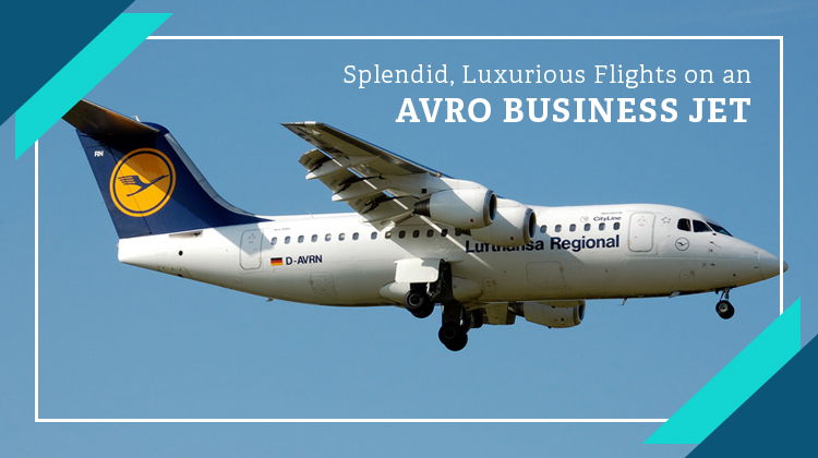 Private Avro Business Jet