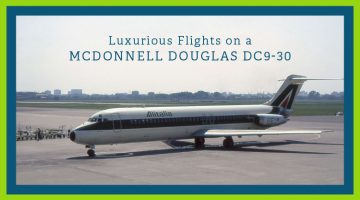 Private McDonnell Douglas DC9-30