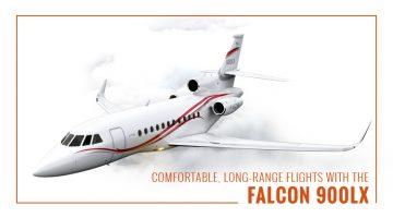 Private Falcon 900LX
