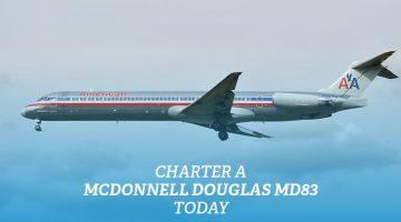Private McDonnell Douglas MD83