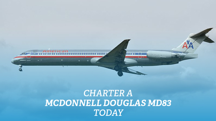 Private McDonnell Douglas MD83