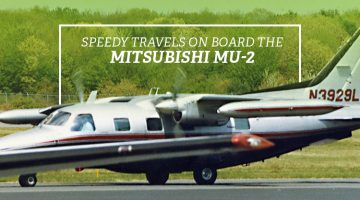 Private Mitsubishi MU-2
