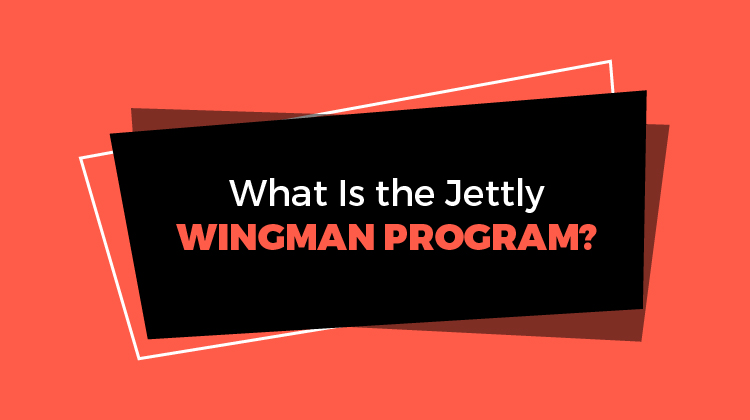 What Is the Jettly Wingman Program?