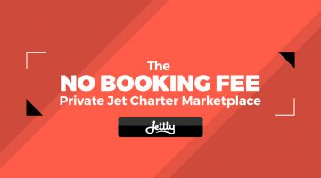 Jettly Shakes Private Charter Industry With Flat Fee Marketplace