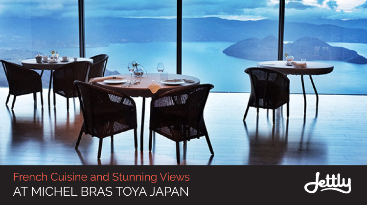 French Cuisine and Stunning Views at Michel Bras TOYA Japon