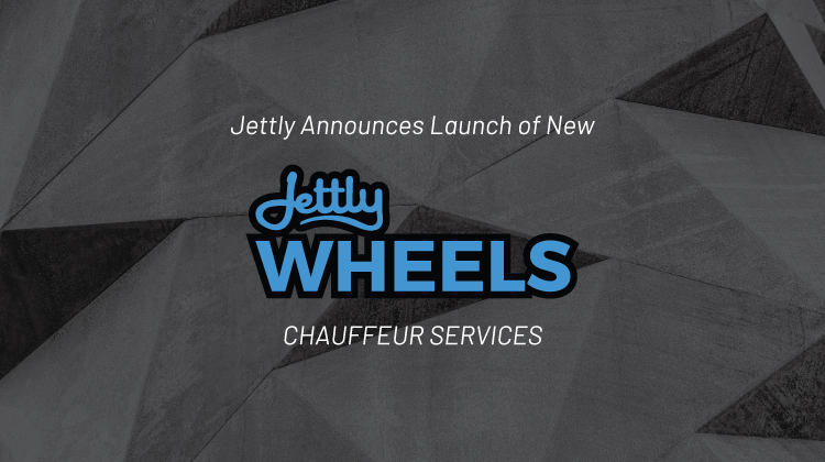 Jettly Announces Launch of New Jettly Wheels Chauffeur Services
