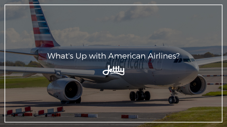 What's Up with American Airlines? – Jettly Private Jet
